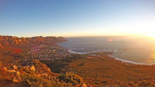 Cape Town, Mother City