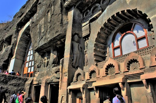 Into the Mysterious Caves of Ajanta & Ellora