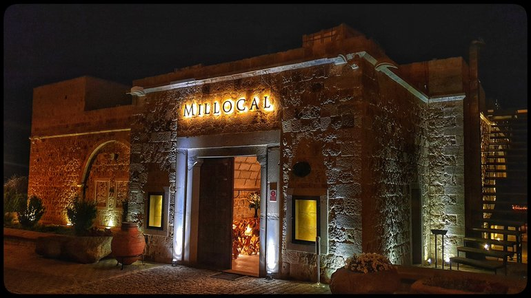 Main Entrance - Millocal