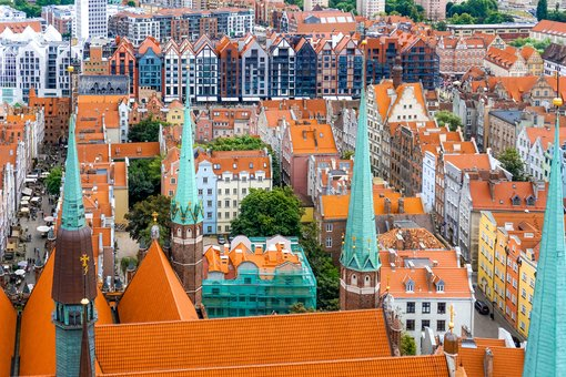 See Gdańsk from Above - the Best Viewpoints