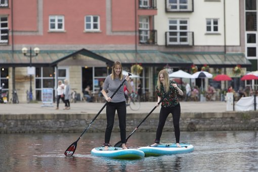 Get on The Water in Exeter