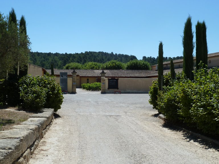 The Winery Val Joanis