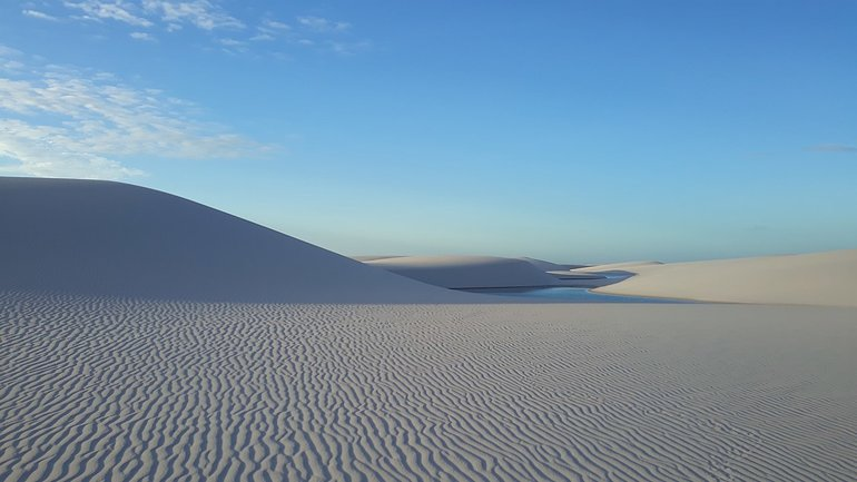 Lençois Maranhenses National Park (photo credit in the bottom of the page)