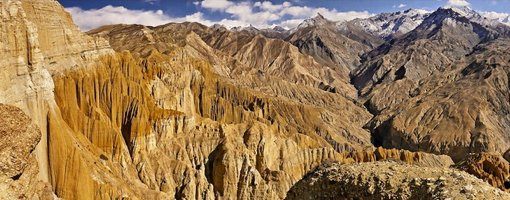 Trek in Nepal: the Mustang area