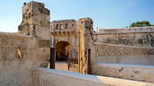 The walled city of Campeche