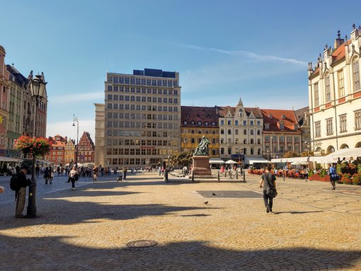 4 great places to visit - Wroclaw, Poland