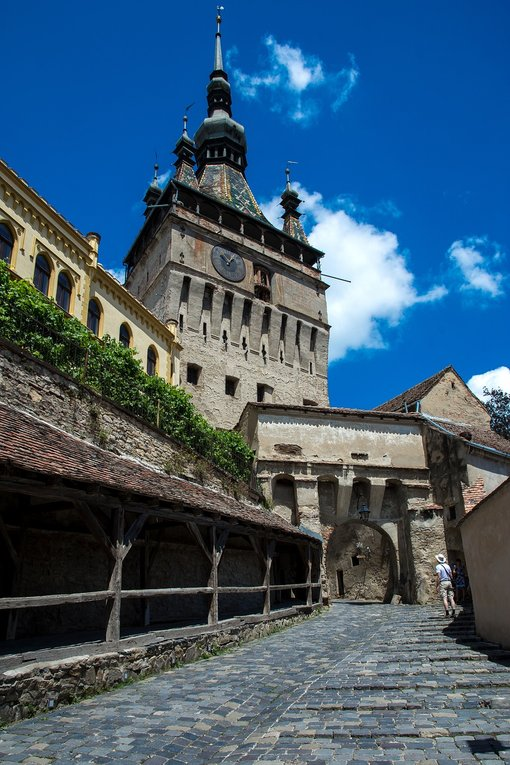 10 Must-See Sites on Sighișoara, Transylvania, Romania