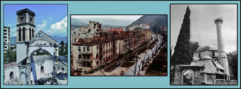 Your guide will explain the complicated and much contested recent history of Mostar and surrounding region as well as his personal experience living in Mostar through the wars.