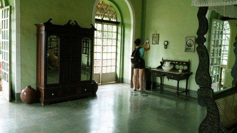 A Portuguese era house in South Goa