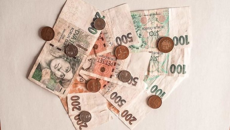 Prague currency