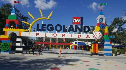 Florida Family Fun Travel visits Legoland Florida!