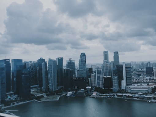 Best view of the city in Singapore