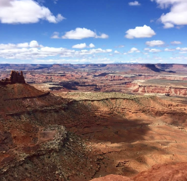 The Canyons of Canyonlands