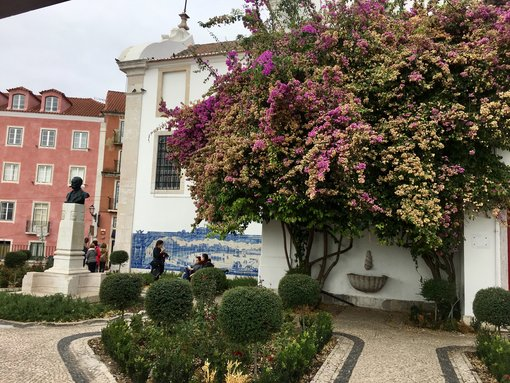 A Walking Tour of Lisbon, Portugal