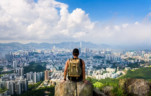 Travel Guide: Tips On How To Go Backpacking In Hong Kong