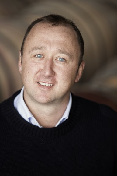 Cameron Ashmead loves showing the Barossa to visitors
