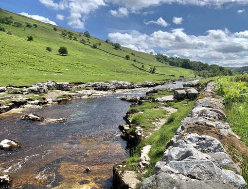 Out and About in the Yorkshire Dales