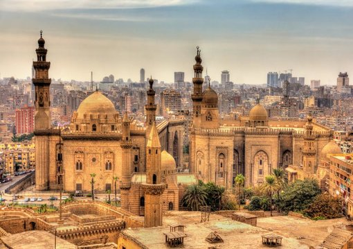 A Journey Through the Land of The Nile: Cairo and Giza