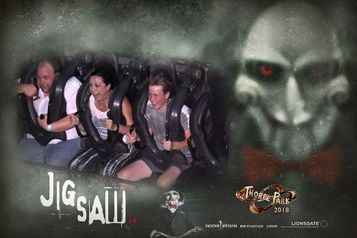 The Monsters' Tips for a Day Out at the Thorpe Park Resort