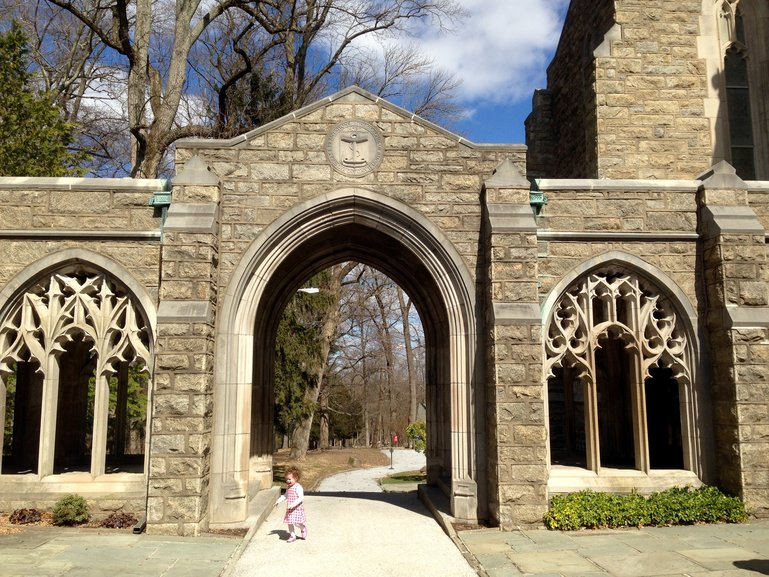 George Washington Memorial Chapel in Valley Forge