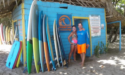 Dominican Republic's north coast: Our Favorite place EVER!