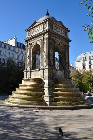 Fountaine des Innocents