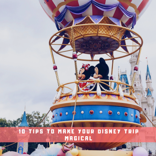 10 Disney World Tips and Tricks