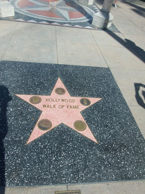 How to See the Hollywood Walk of Fame