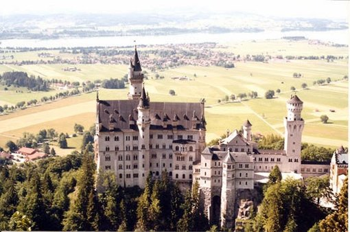 The Fairytale Castles of Neuschwanstein and Hohenschwangau