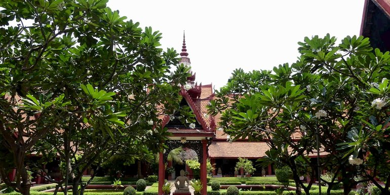 art museum of Phnom penh
