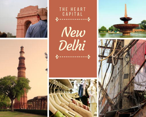 10 things you need to know before traveling to New Delhi