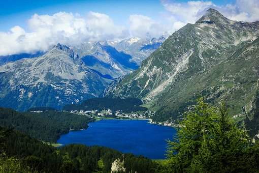 The Best Hiking in the Swiss Engadine