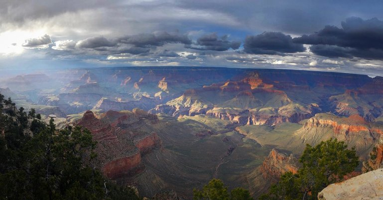 Yaki Point - Sunset