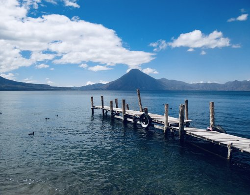 Visiting Lake Atitlán, Guatemala