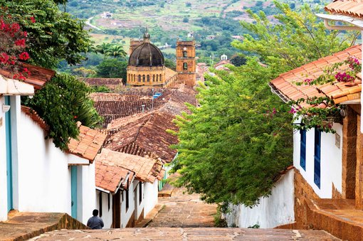 The 7 Most Beautiful Heritage Towns in Colombia