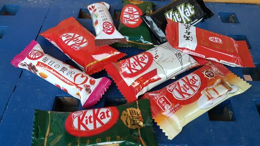Japan and the Kit Kat