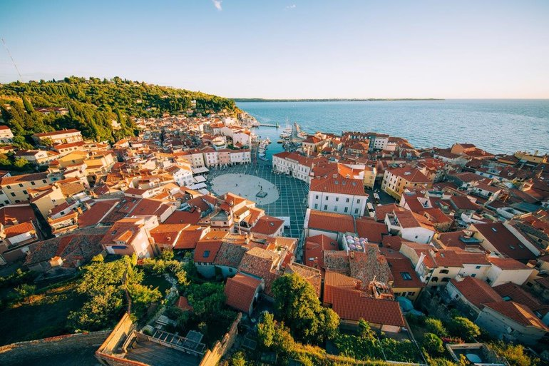 Piran - coast jewel