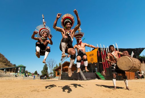 Relish True Nagamese Culture at the Exotic Hornbill Festival