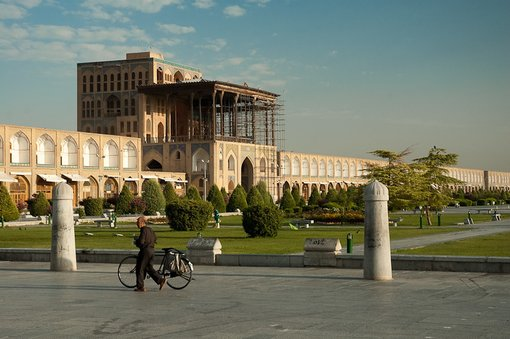 Ali Qapu Palace of Isfahan - Attractions of Isfahan