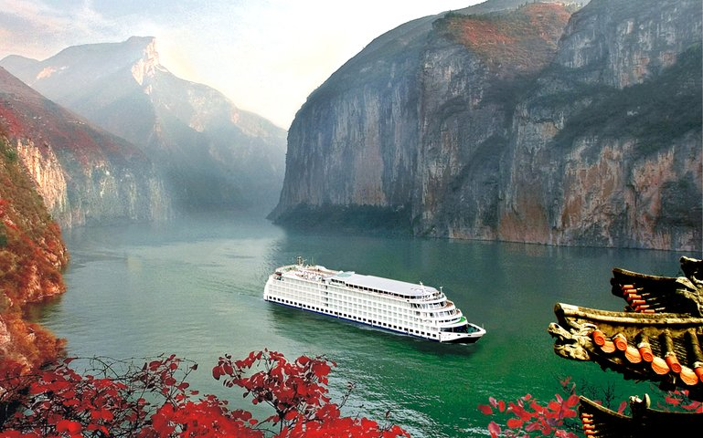 Best time to cruise on the Yangzte River