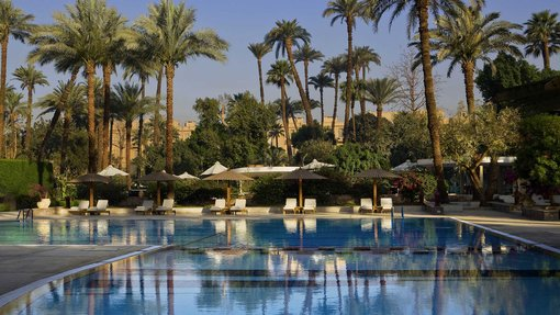 Winter Palace Hotel, Luxor, Egypt