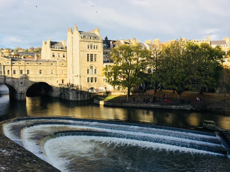 Bath's River Avon