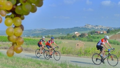 Cycling in Piedmont
