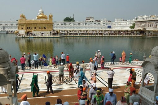 The Golden Temple – A Lesson in Compassion
