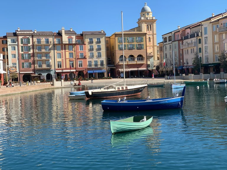 Lowes Portofino Bay