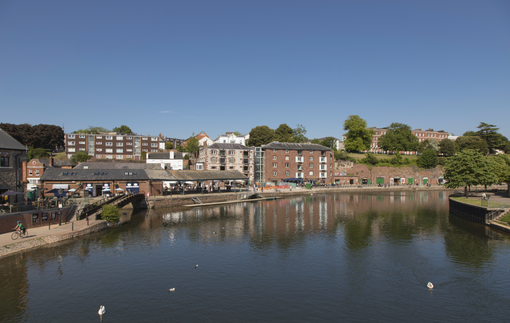 Exploring Exeter's Quayside This Summer