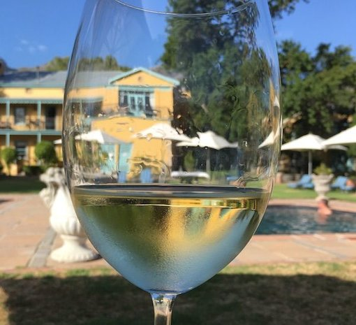 Wine Tasting & Fine Dining in Franschhoek, South Africa