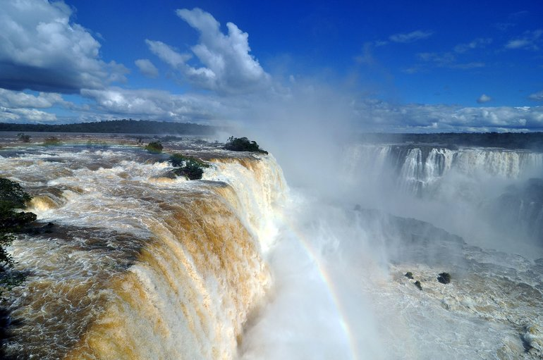 Iguazu National Park (photo credit in the bottom of the page)