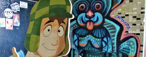 The Quirky World of MUJAM, Mexico City - Toys and Street Art Galore!