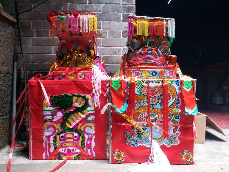 Taoism Paper Offerings (Zhiza)